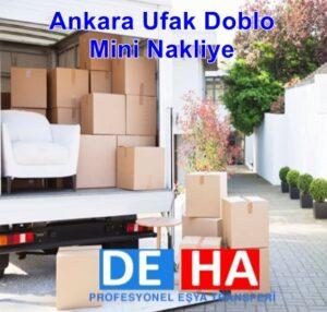 Ankara Ufak Doblo Mini Nakliye